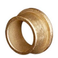 Powdered Metal Flanged Bushings
